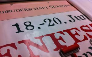 Bild Banner mit neuem Datum